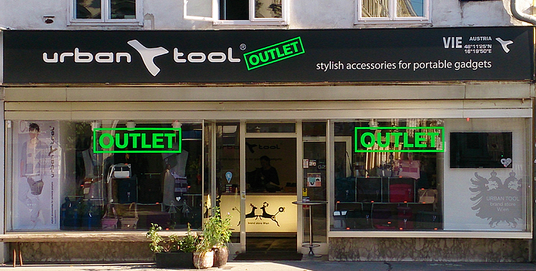URBAN TOOL outlet