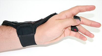 Glove for Seamless Computer Interaction