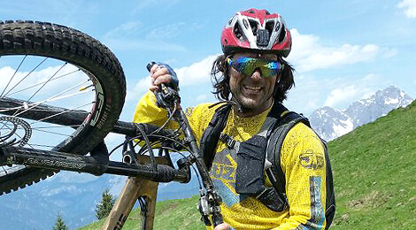 SPORTHOLSTER EXTREME MOUNTAIN BIKING