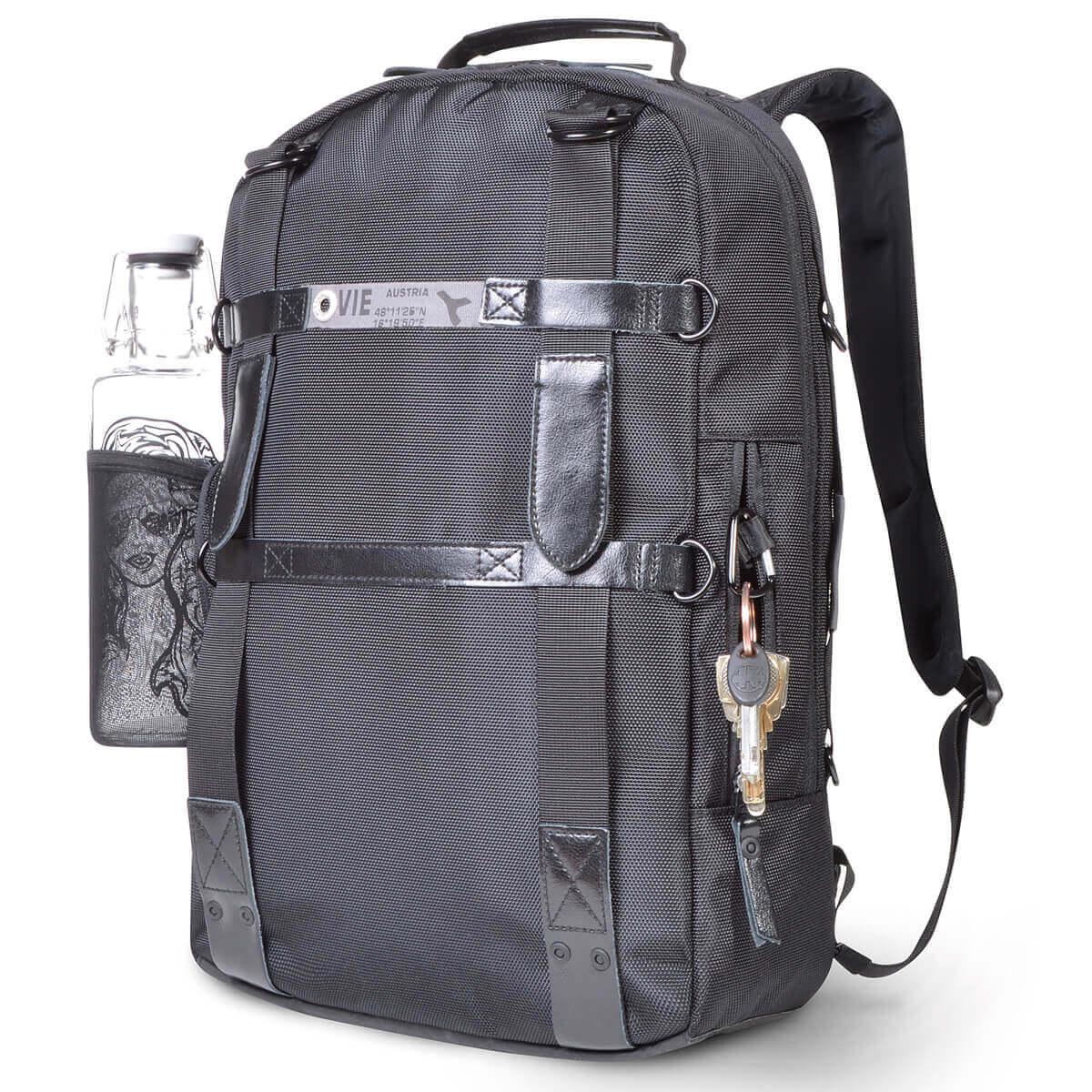 Laptop backpack with 13-15´´ computer compartment & 7´´ tablet slot