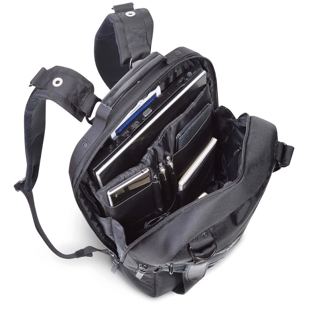 d3ae16bc56ec Laptop backpack with 13-15´´ computer compartment   7´´ tablet slot