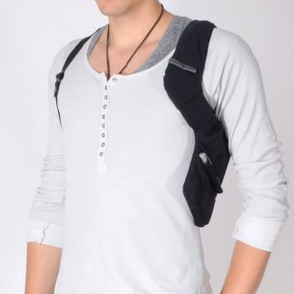 gadget shoulder holster for men