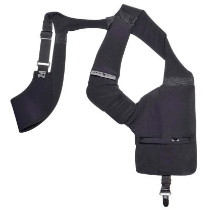 gadget shoulder holster for necessities in business life