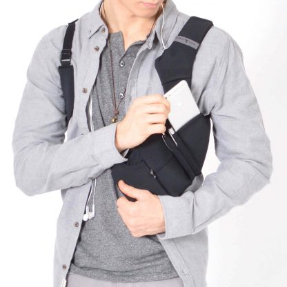 tablet jacket shoulder holster gadget vest URBAN TOOL ® tablet holster