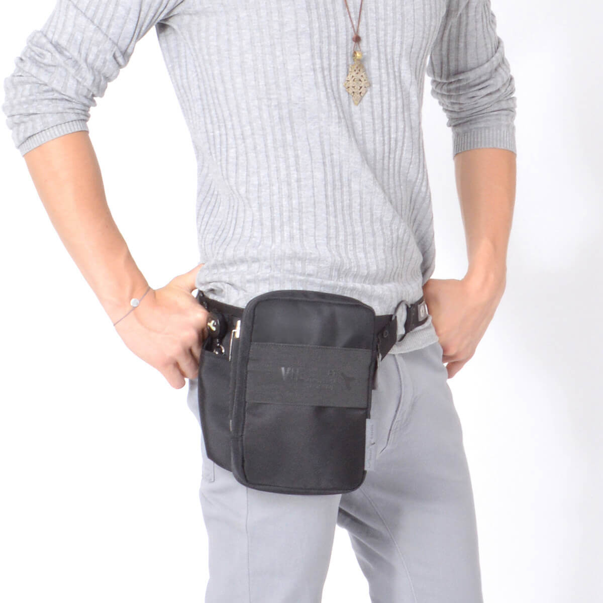 2097047a85 tablet fanny pack Waist holster bag for tablet and smartphones URBAN TOOL ®  case holster