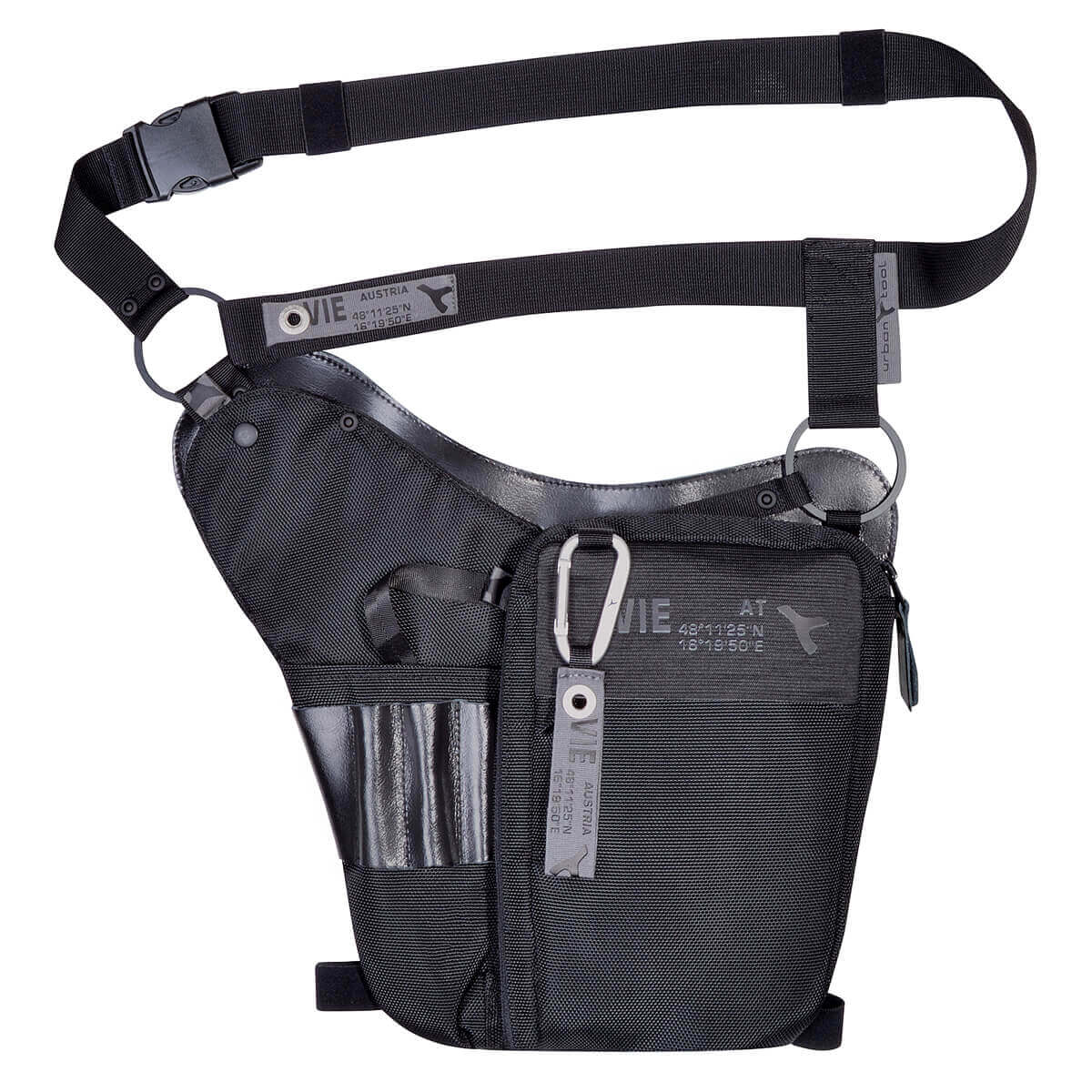 Waist bag holster for tablet, phone wallet URBAN TOOL ® cowboyholster