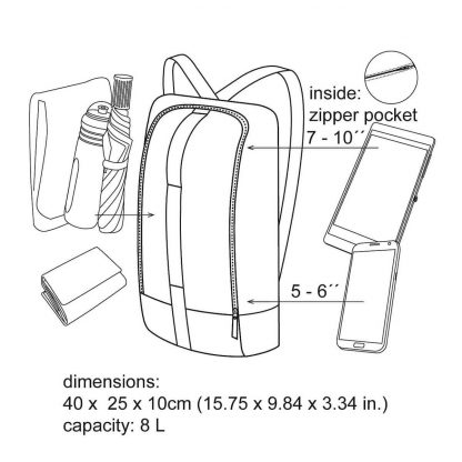 sling bag backpack function