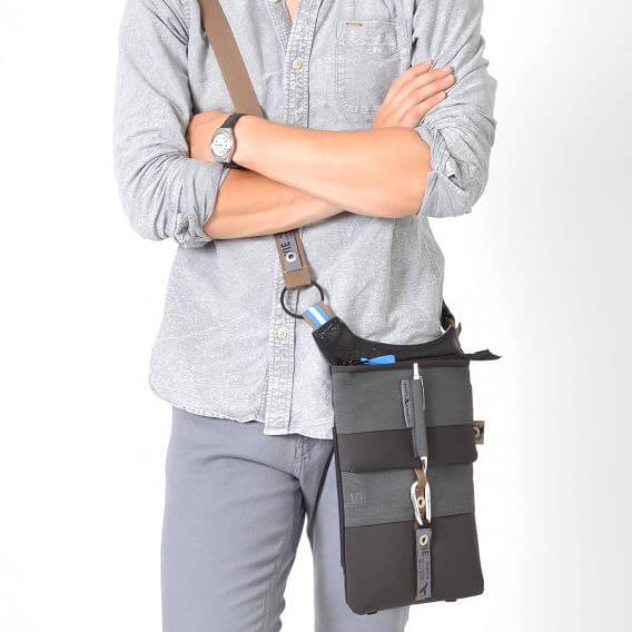 iPad sling bag