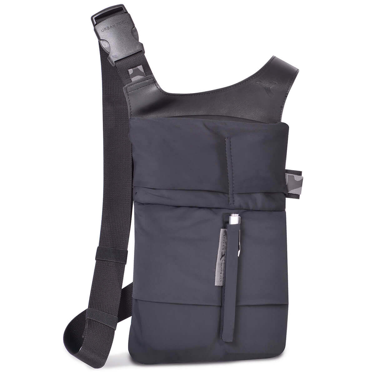 Tablet Sling Bag Stylish Shoulder And Smartphone Urban Tool Slotbar