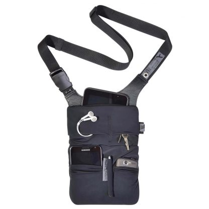 tablet sling bag shoulder tablet and smartphone bag URBAN TOOL ® slotbar