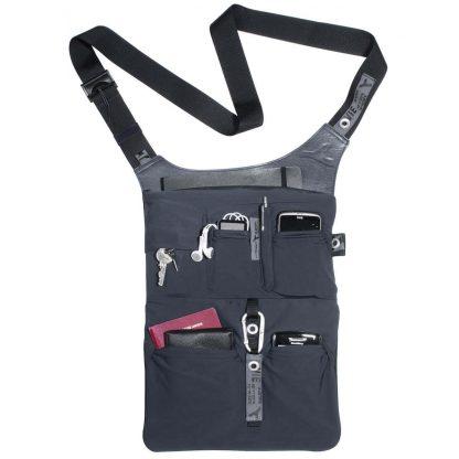 sling bag for 13´´ Tablets and laptops, filled