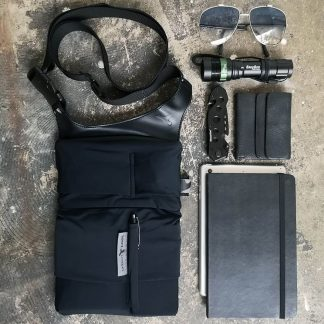 iPad mini bag to wear around your shoulders or waist