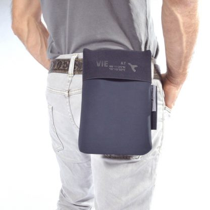 Tablet sleeve iPad mini belt pouch holster slyfox cover