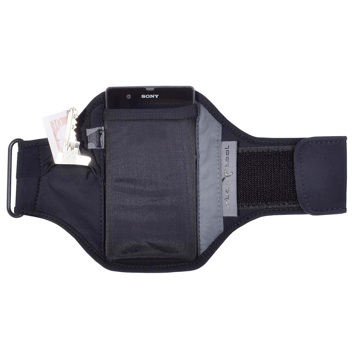 sports armband black filled
