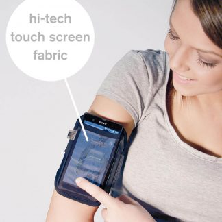 sports armband high-tec fabric
