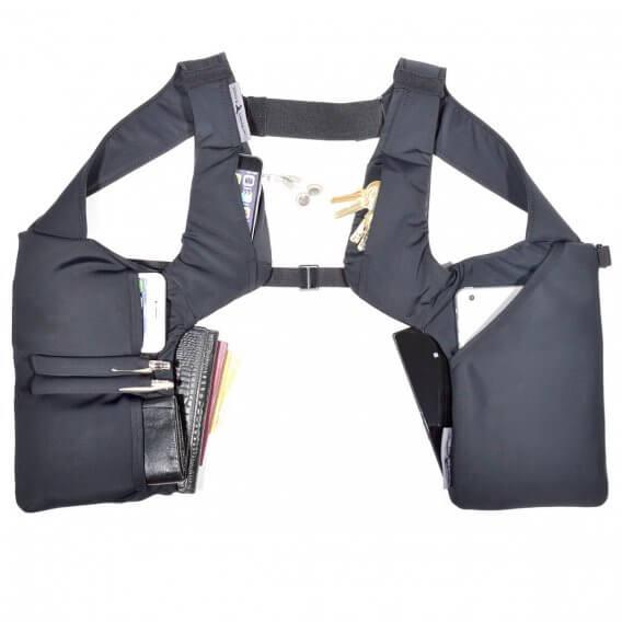 tablet jacket shoulder holster gadget vest URBAN TOOL ® tablet holster