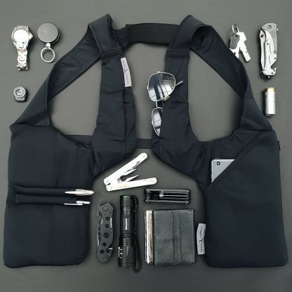 tablet shoulder vest for 7-9´´ tablets and ipad mini