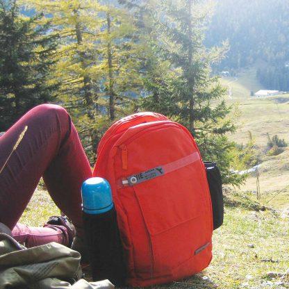 ultra light weight backpack, bottle holder, laptop tablet compartment travel_backPack