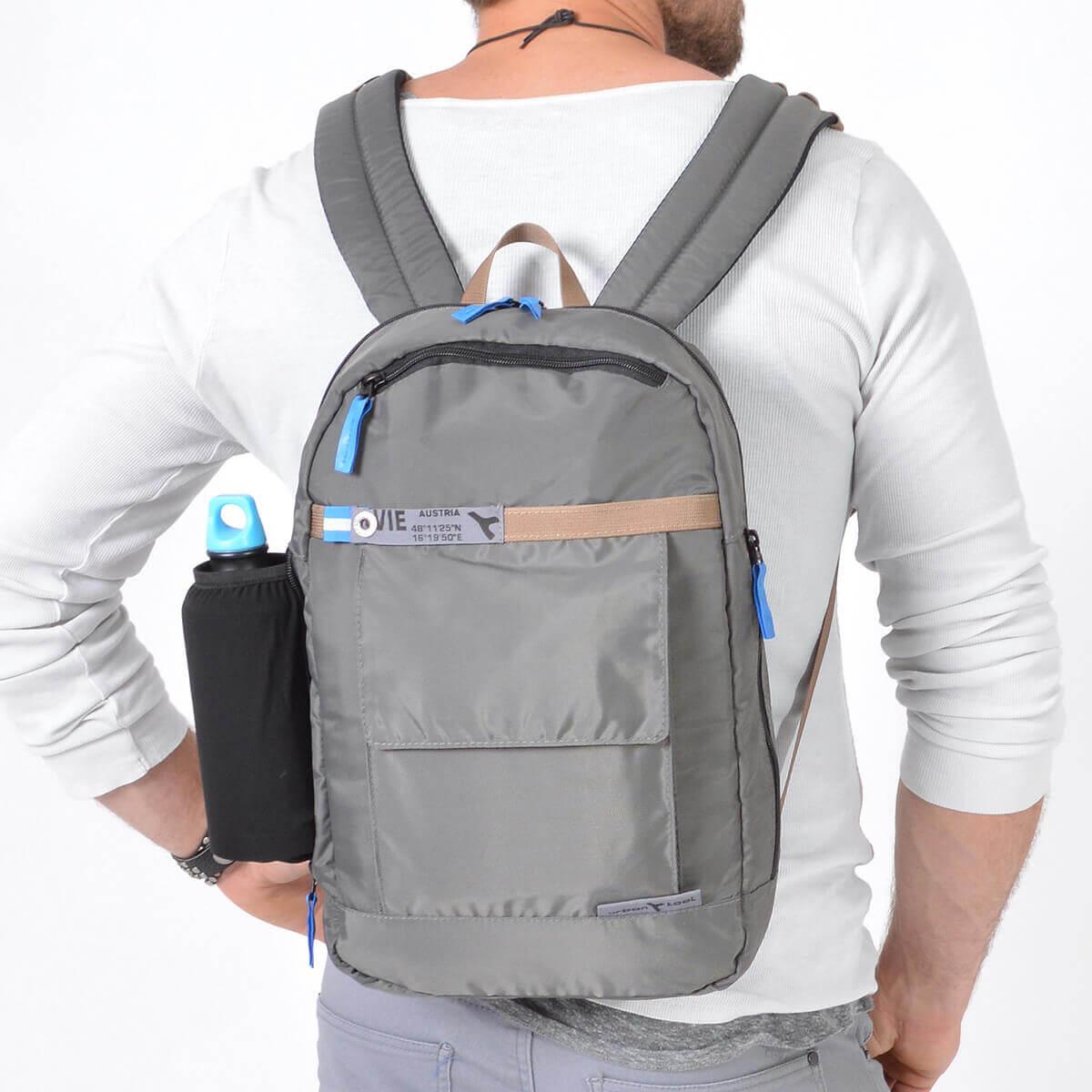 Lightweight travel backpack men & women URBAN TOOL ® travel backpack