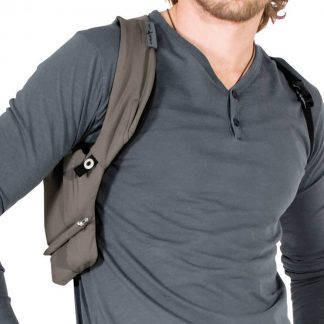 Smartphone shoulder holster wallet belt URBAN TOOL ® basicHolster