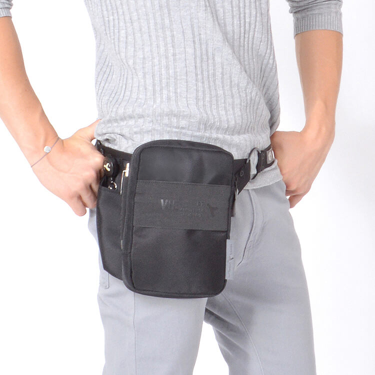 Waist holster bag for tablet and smartphones URBAN TOOL ® case holster