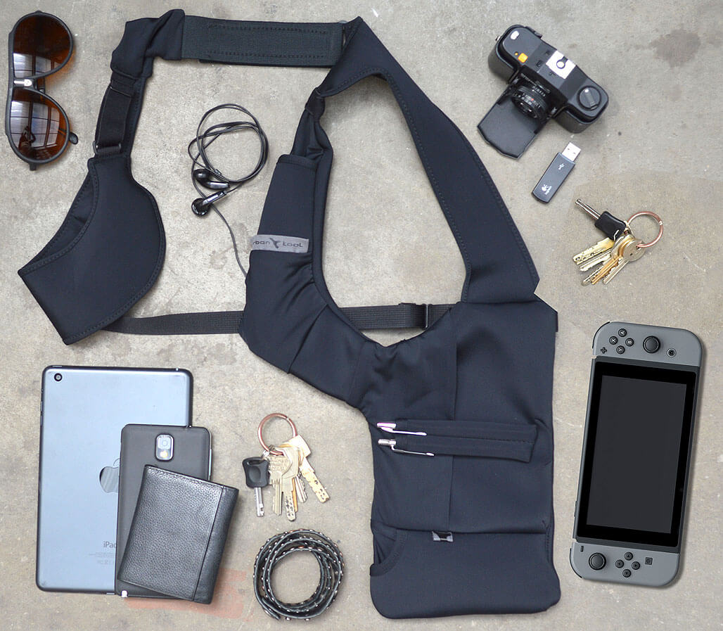 bags and holsters for ninetndo switch