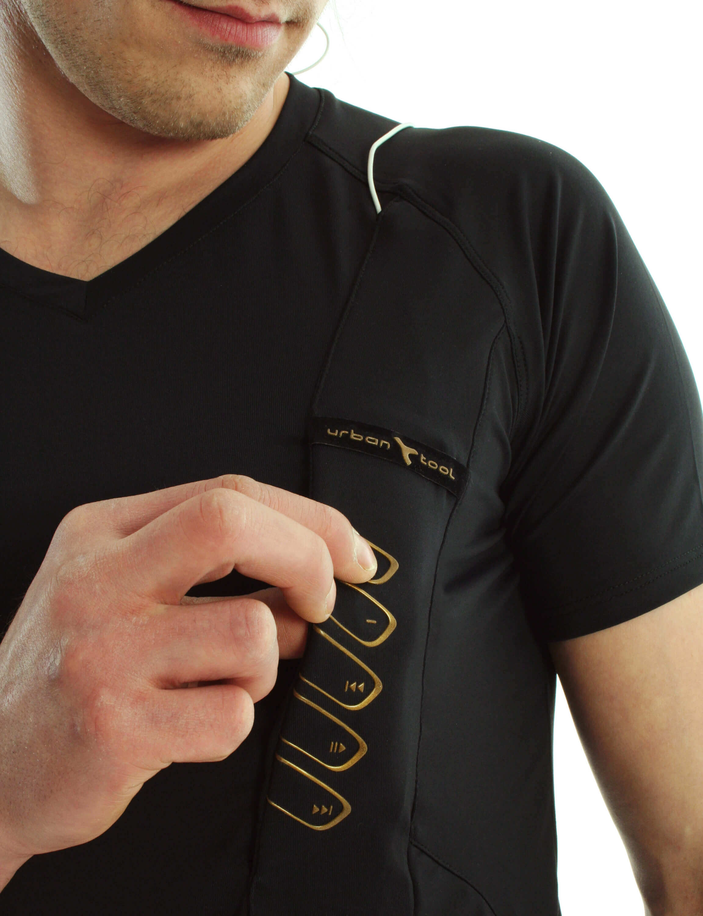 grooveRider wearable shirt