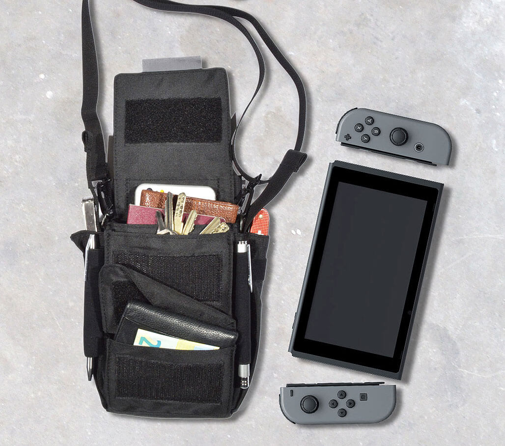 pouch for ninetndo switch