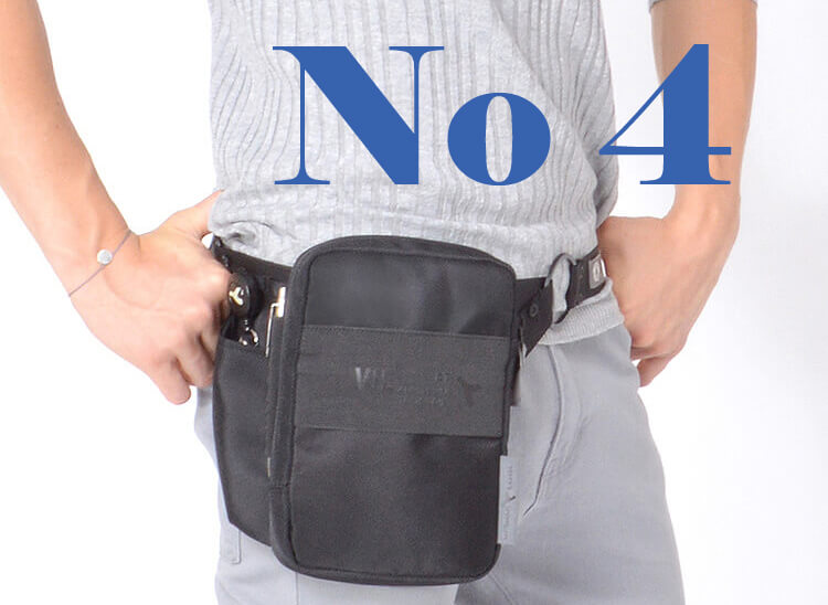 Waist holster bag for tablet and smartphones URBAN TOOL caseholster