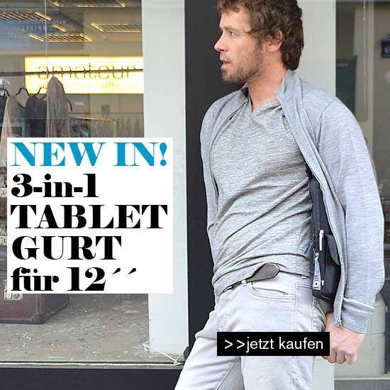 iPad Tablet Taschen Gurt für 12´´ Tablets