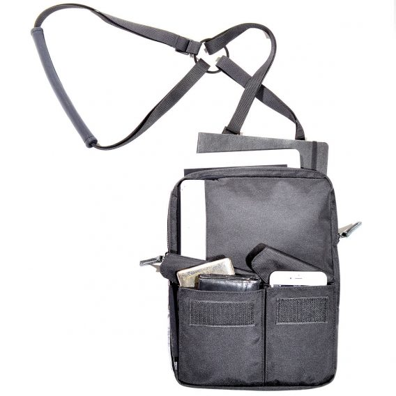 flexible multifunctional tablet bag