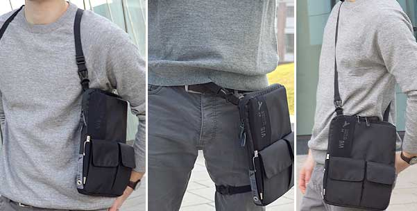 3-in-1 tablet bag URBAN TOOL