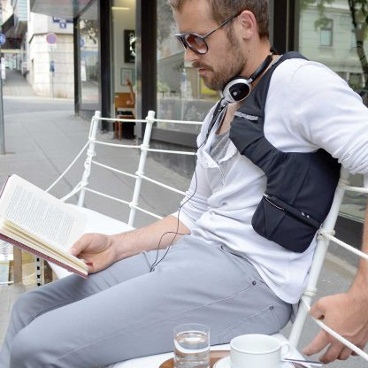 businessHolster Gadget shoulder holster for all business stuff