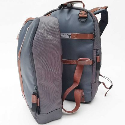 Double Backpack 13 - 15´´ & light weight city backpack, modular design concept