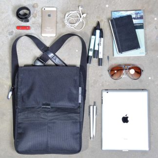 tabbag iPad sling bag backpack for all 10-12´´ tablets, shoulder bag and backpack wearing function