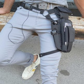 travelLegholster, Cool leg holster for 7-8´´ tablets (iPad mini)