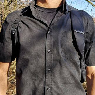 shoulder holster for phone, money and tools, businessholster