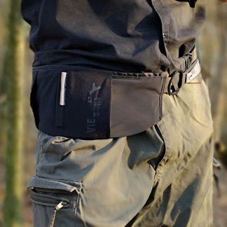 EDC belt for phone, money, keys and more