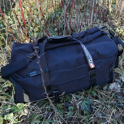 gymbag dufflebag with backpack wearing function